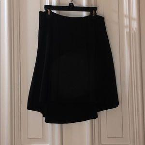 Parker Skirts - Parker Black Mini Skirt